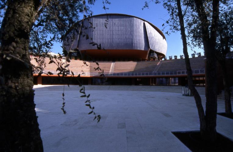 Sale Parco Della Musica Roma : Auditorium parco della musica open house roma